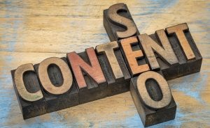 Content is king - SEO - site engine optimisation
