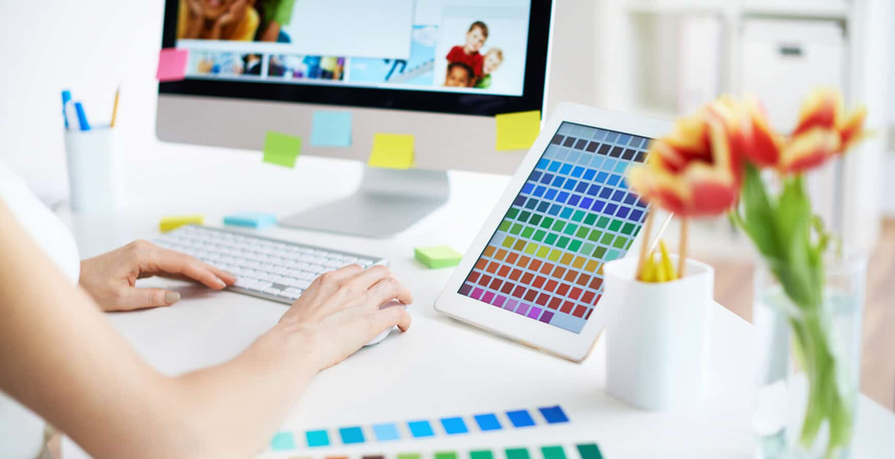 Where to source great images for your website